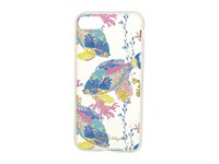 Lilly Pulitzer Iphone 7 Transparent Cover Clear Sandstorm Tech Cell Phone Case Multi