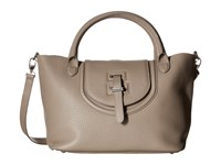 Meli Melo Halo Medium Taupe Floater Shoulder Handbags