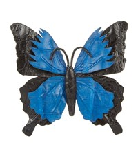 Nancy Gonzalez Butterfly Bag Clip Female Black Blue