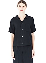 Marvielab Short Sleeved Shirt Black