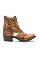 Freebird Sally Bootie Brown