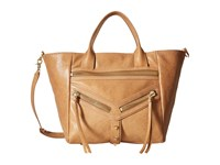 Botkier Trigger Convertible Satchel Camel Satchel Handbags Tan