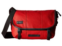 Timbuk2 Classic Messenger Bag Extra Small Heirloom Bixi Messenger Bags Red