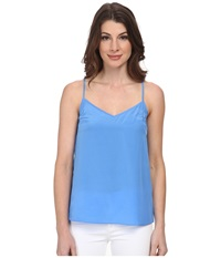 Lilly Pulitzer Dusk Tank Bay Blue Women's Sleeveless
