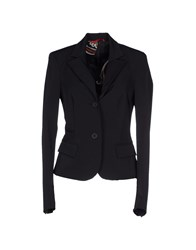 Divina Suits And Jackets Blazers Women Black