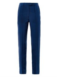 Trager Delaney Silk Tailored Trousers