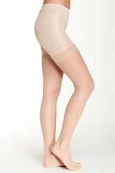 Shimera Everyday Sheer Midthigh Shaper Brown