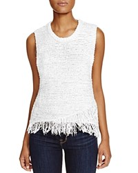 Ella Moss Sleeveless Sweater Bloomingdale's Exclusive White