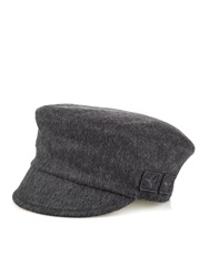 Gucci Military Patches Wool Cap