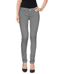 Jcolor Trousers Casual Trousers Women Grey