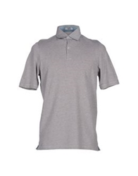 Valdoglio Polo Shirts Blue