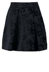 Kookai Mini Skirt Marine Dark Blue