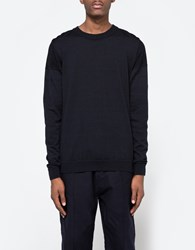 S.N.S. Herning Intro Crewneck Black Hole