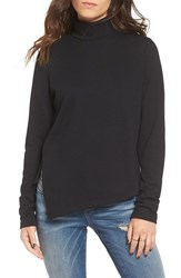 Cheap Monday Women's 'Valid' Asymmetrical Hem Turtleneck Sweater