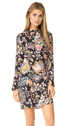 Rolla's Eastern Long Sleeve Dress Desert Floral