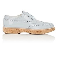 Church's Women's Keeley Wingtip Derbys Light Blue