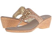Onex Zoey Cork Women's Sandals Brown