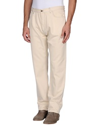 Harmont And Blaine Casual Pants Beige