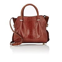 Nina Ricci Women's Marche Small Satchel Brown