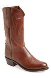 Men's Lucchese 'Ranch Hand' Cowboy Boot Tan