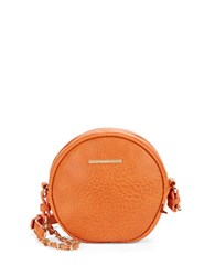 Kensie Faux Leather Canteen Crossbody