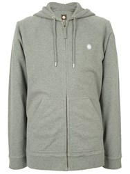 Pretty Green Oxted Hoody Grey