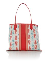 Dickins And Jones Lorna Tote Bag Multi Coloured Multi Coloured