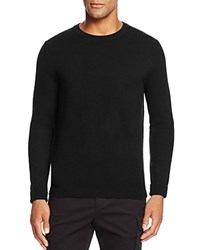 Bloomingdale's The Men's Store At Cashmere Crewneck Sweater Black