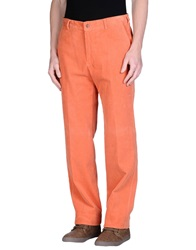 Henry Cotton's Casual Pants Salmon Pink