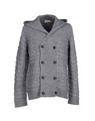Eleven Paris Knitwear Cardigans Men Blue