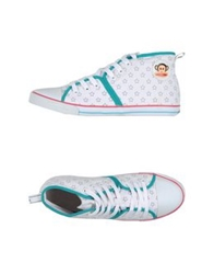 Paul Frank High Tops And Trainers White