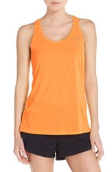 Under Armour Women's Racerback Tank Yuzu Yellow