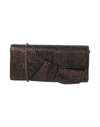 Rodo Handbags Dark Brown