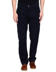 Massimo Alba Casual Pants Dark Blue