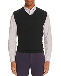 Bloomingdale's The Men's Store At Merino Wool Sweater Vest Compare At 78 Black