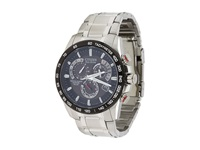 Citizen At4008 51E Perpetual Chrono A T Watch Two Tone Stainless Steel Black Watches