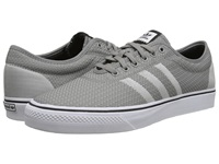 Adi Ease Woven Solid Grey White Core Black Men's Skate Shoes Gray