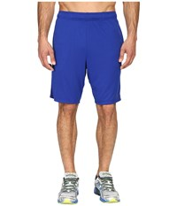 New Balance Versa Shorts Marine Blue Men's Shorts