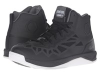 And 1 Fantom Ii Black Gunmetal White Men's Basketball Shoes