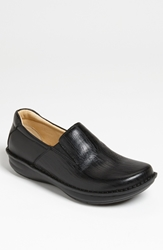 Alegria 'Oz' Slip On Men Black Wave