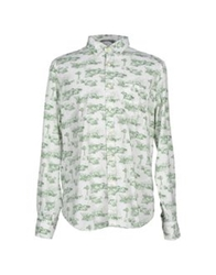 Consumers Guide Shirts Emerald Green