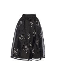 Jupe By Jackie Mokolo Embroidered Skirt