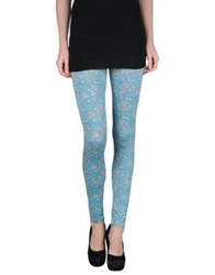 Blugirl Folies Leggings Sky Blue