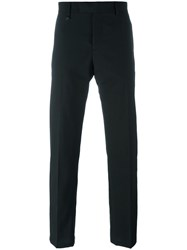 Oamc Straight Trousers Black