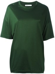 08Sircus Loose Fit T Shirt Green