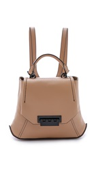 Zac Posen Eartha Envelope Backpack Camel