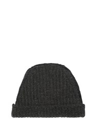 Marni Wool Knit Beanie Hat