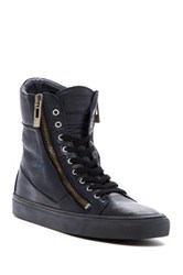 Rogue Suite Lace Up And Zip Boot Blue