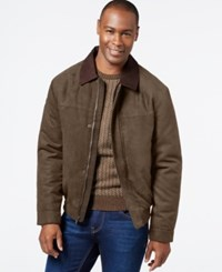 Weatherproof Bomber Jacket Dark Almond
