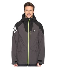 Adidas Major Stretchin It Jacket Utility Black Black Men's Coat